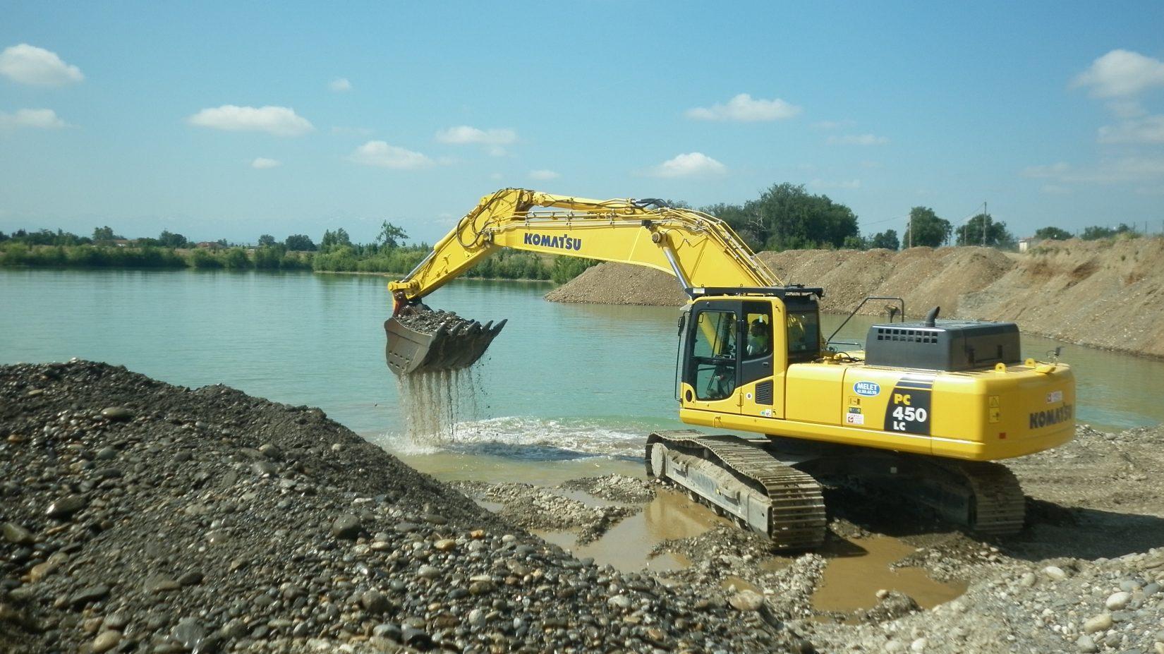 Nettoyage de bassins, canaux et lacs à Auterive près de Toulouse